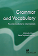 Grammar and Vocabulary